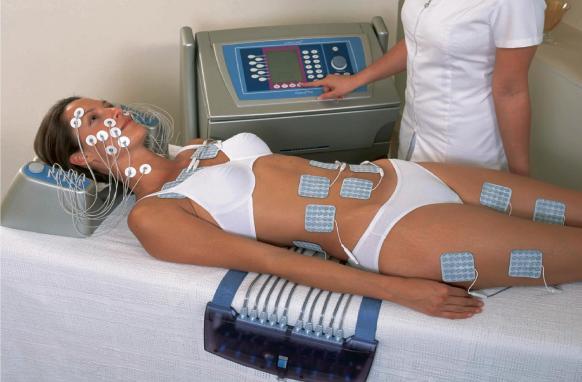 Микротоковая терапия на аппарате Futura Pro